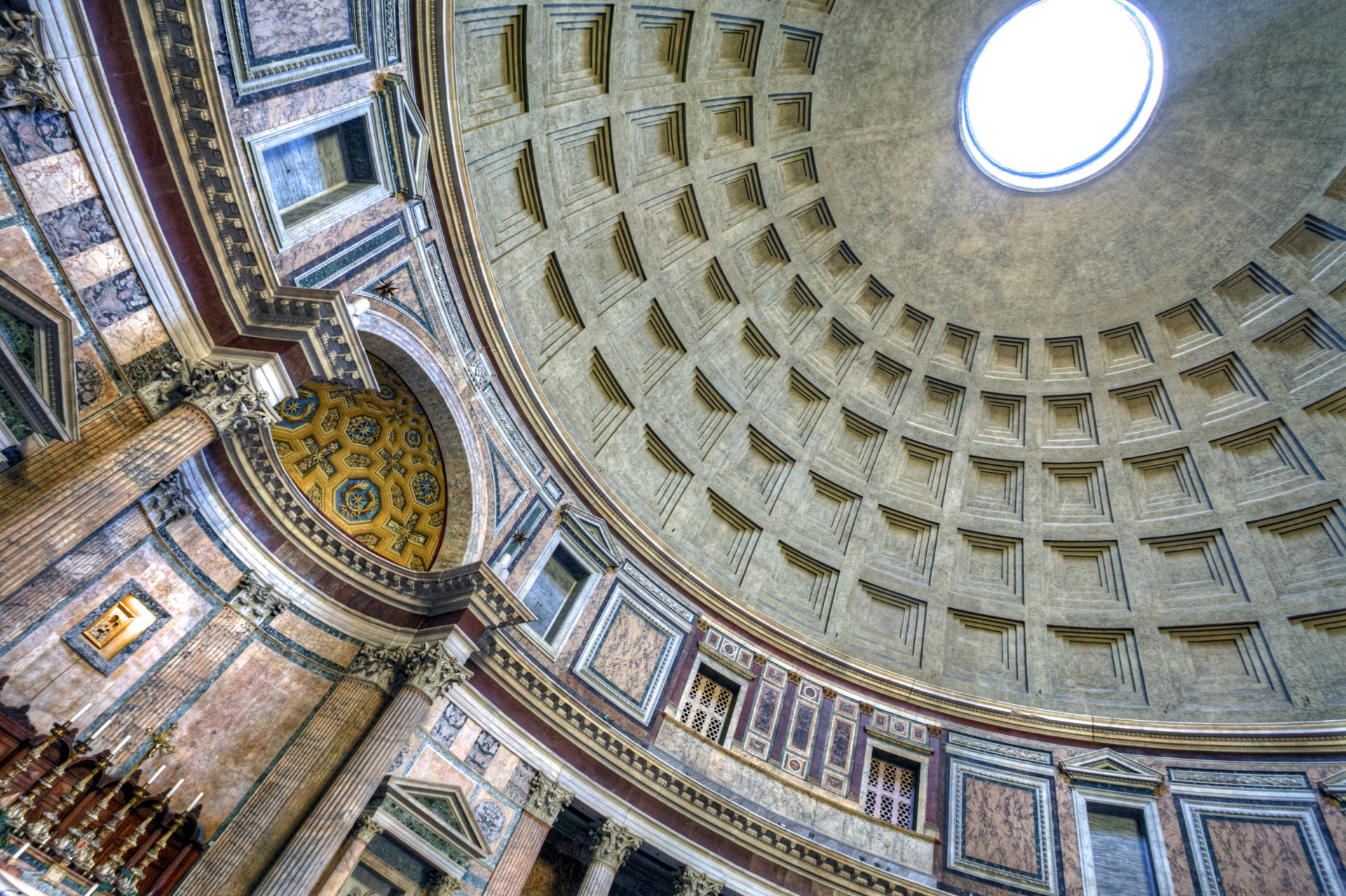 7 of Rome's Coolest Churches