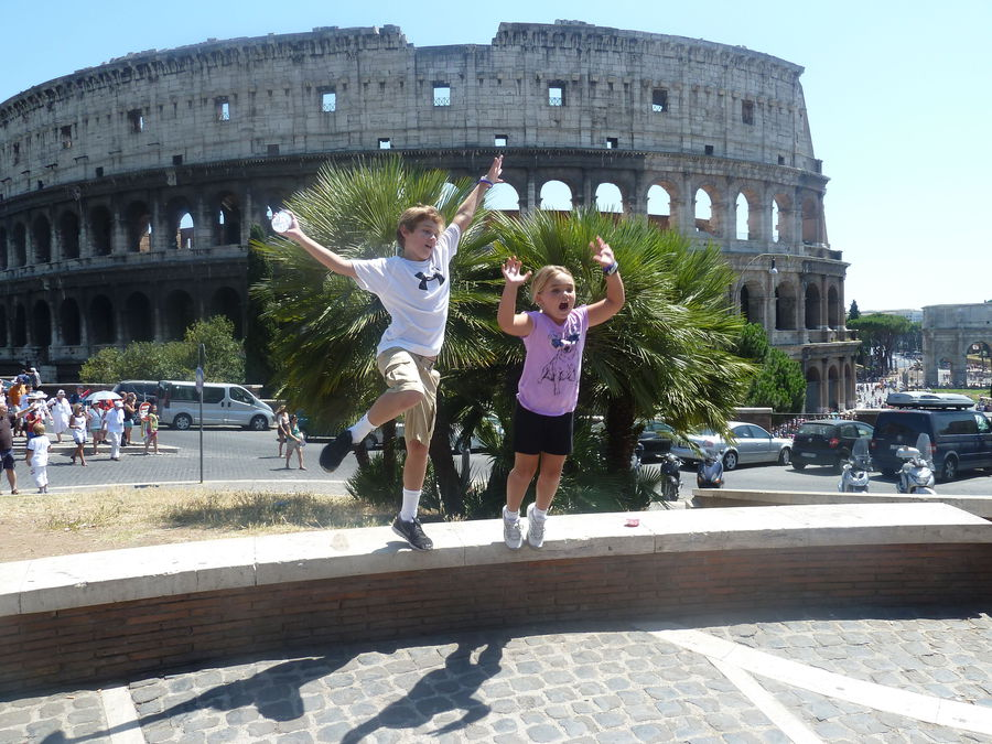 Visiting Rome with Kids: The Dos and Don'ts