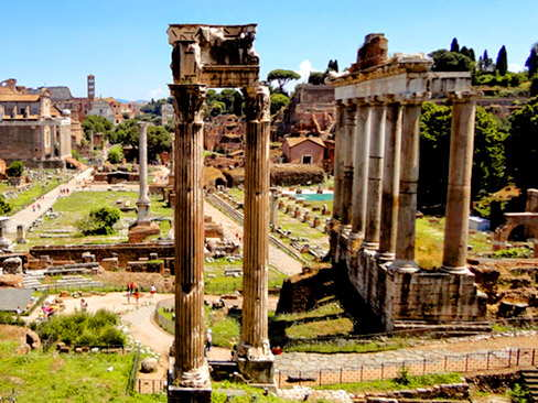 Archeological Rome & the Vatican in a day
