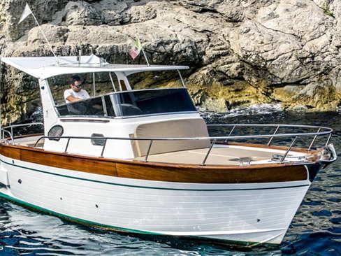 Boat Tour Positano & Amalfi