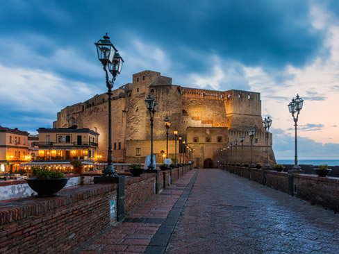 City Tour of Naples