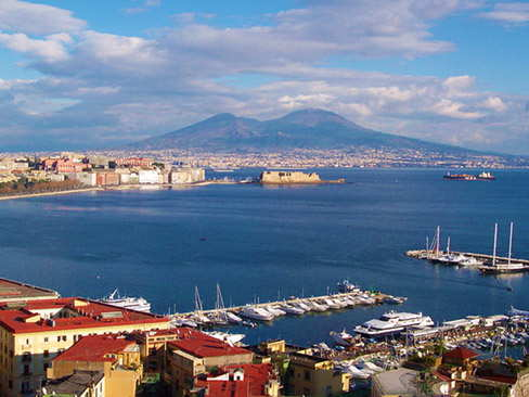 City Tour of Naples and Pompeii