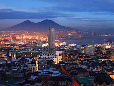 City Tour of Naples - Half Day