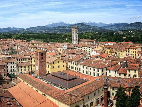 Day Trip Lucca & Portofino