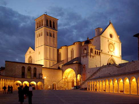 Day trip to Assisi