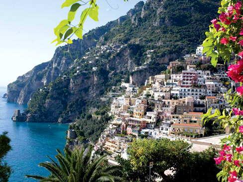 Day trip to Positano, Amalfi and Ravello on the Amalfi coast