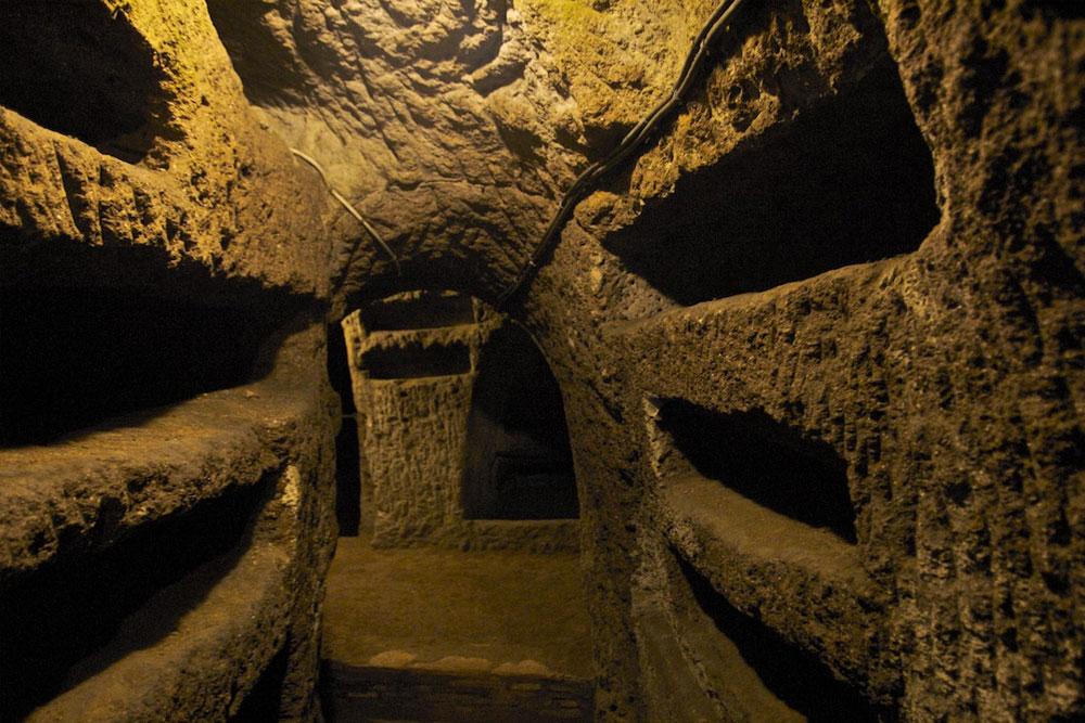 Exclusive Rome Underground Tour