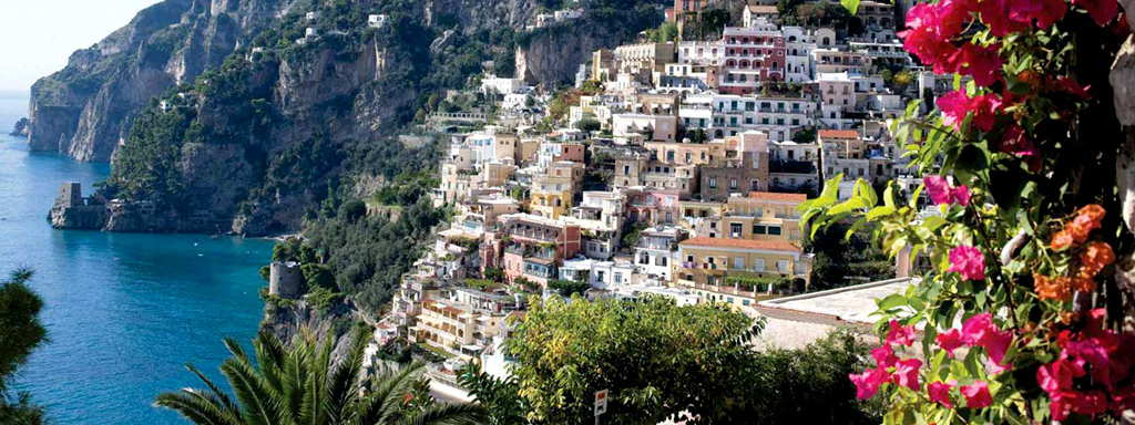 Amalfi coast - Positano, Amalfi and Ravello 1