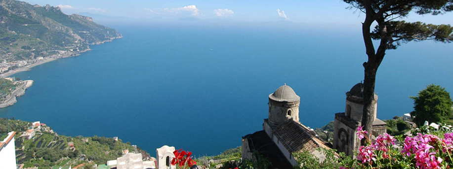 Amalfi or Ravello to Rome 1