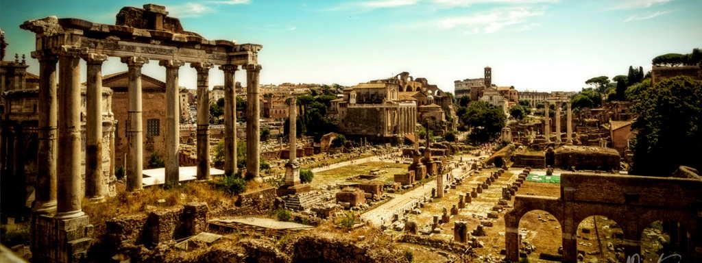 Archeological Rome 3 h 2