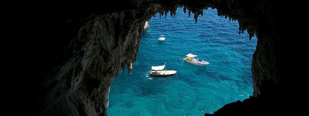 Boat Tour Capri 1