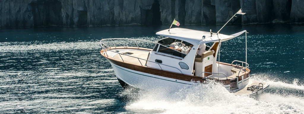 Boat Tour Capri 3