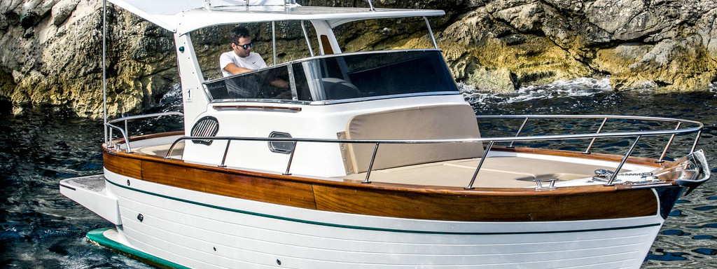Boat Tour Positano & Amalfi 1