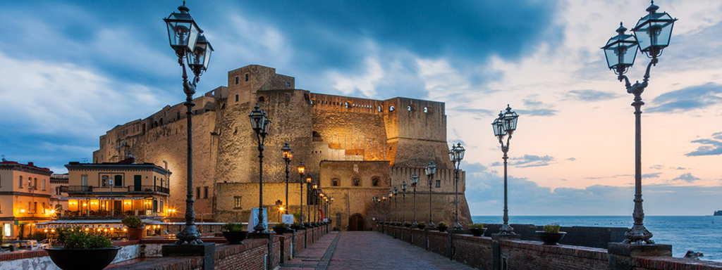 City Tour of Naples 1