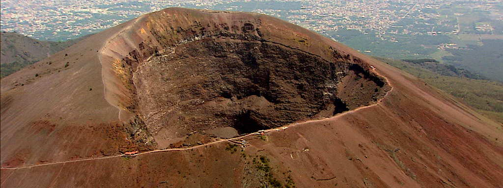 Day trip to Mt Vesuvio and Pompeii 1