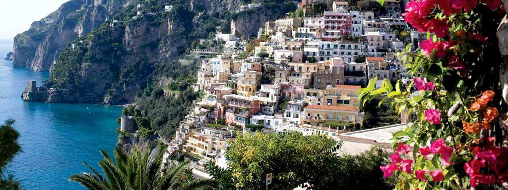 Day trip to Positano Amalfi and Ravello