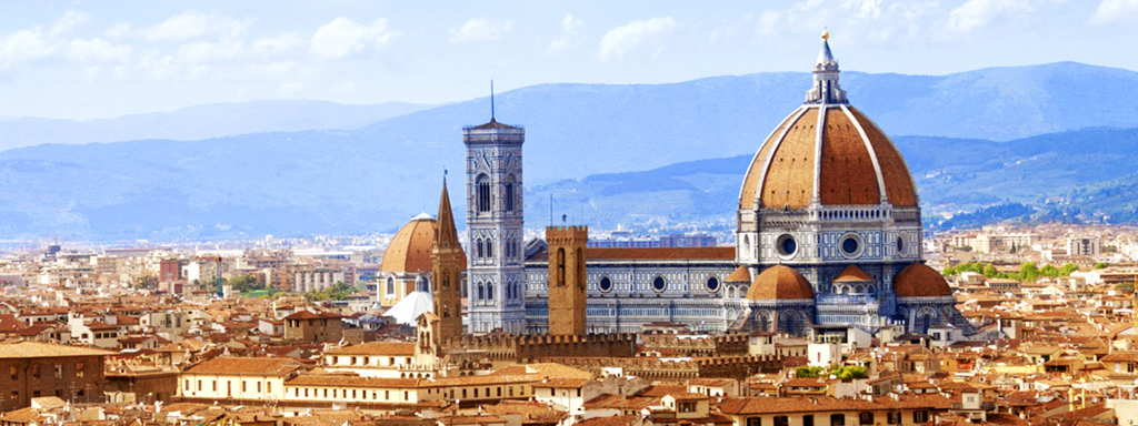 Florence to Rome 1