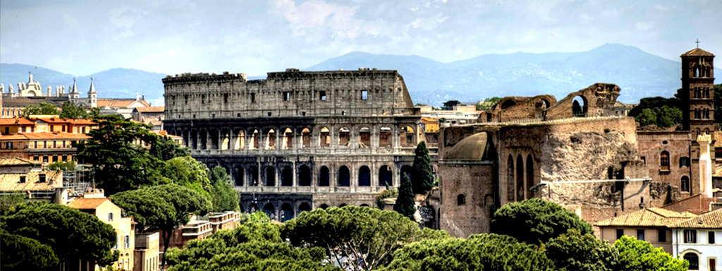 Florence to Rome via Umbria 1