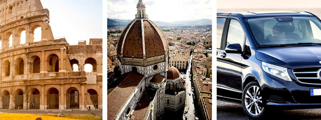 Florence to Rome via Umbria 2
