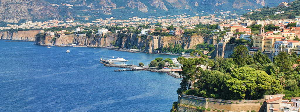 Naples Airport and Transfer to Sorrento 3