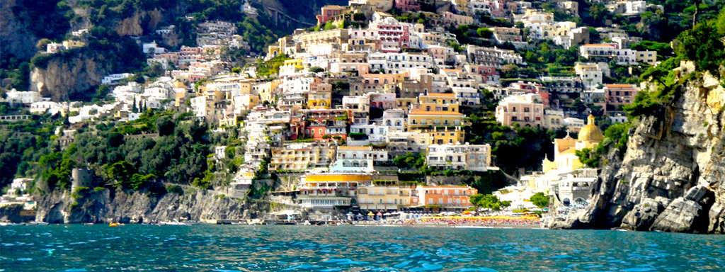 Naples shore excursion - Pompeii & The Amalfi Coast 1