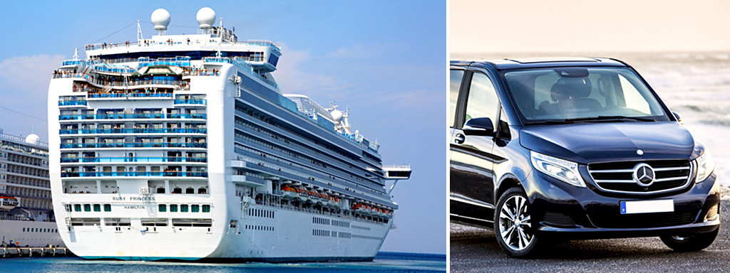 pick up port of Civitavecchia & transfer to hotel 1