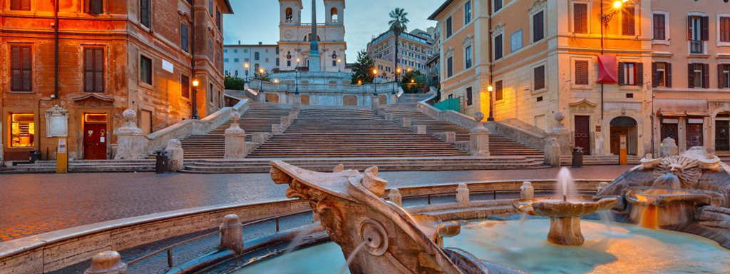 Rome and the hilltowns tour 1
