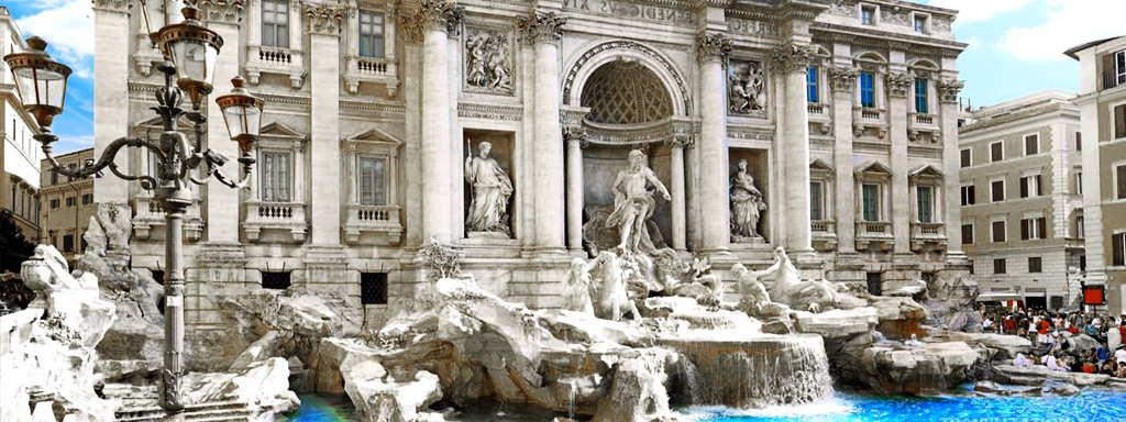 Rome and the hilltowns tour 2