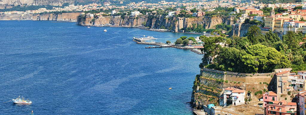 Sorrento hotel and transfer to Naples airport 1