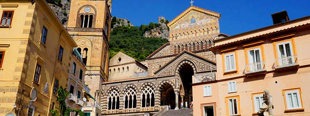 Transfer Rome to Amalfi or Ravello - direct & non stop 3
