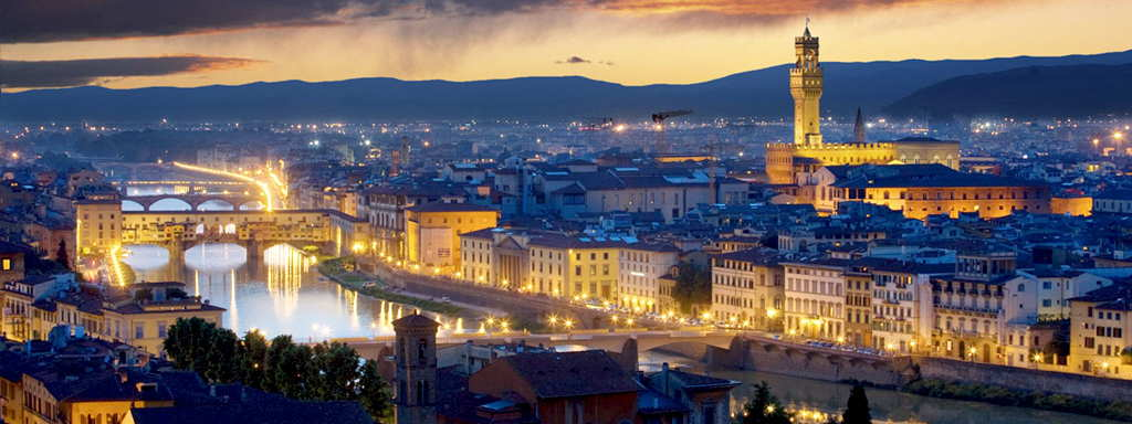 Transfer Rome to Florence - direct 1