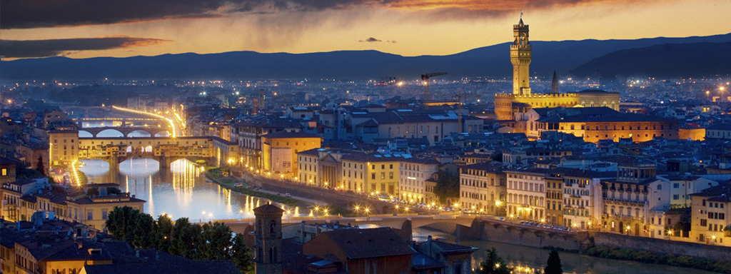 Transfer Rome to Florence via Orvieto 1