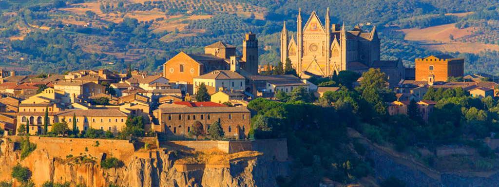 Transfer Rome to Florence via Orvieto 3