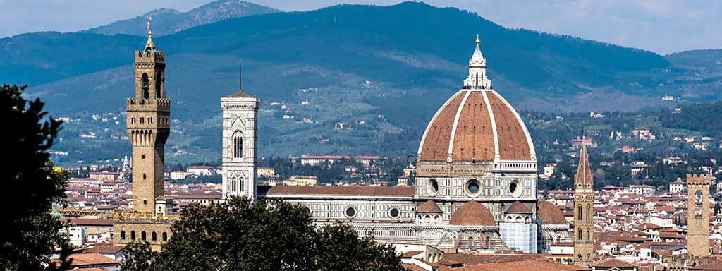Transfer Rome to Florence via Siena 3