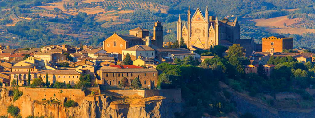 Transfer Rome to Orvieto - direct & non stop 1