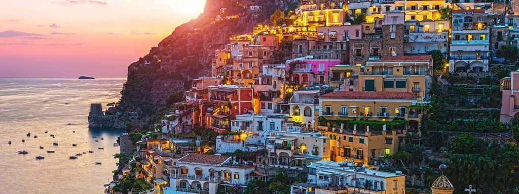 Transfer Rome to Positano 1