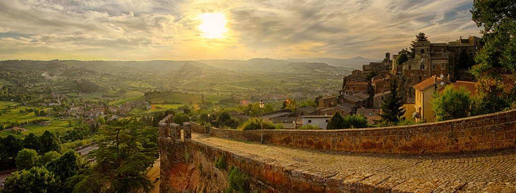 Transfer Rome to Siena via Orvieto 3