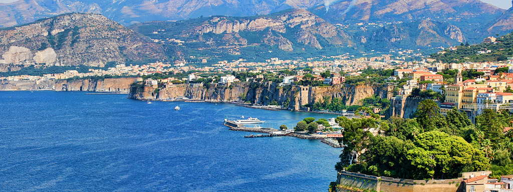 Transfer Rome to Sorrento direct and non stop 1