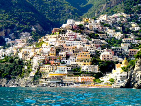 Naples shore excursion - Pompeii & The Amalfi Coast in a day!