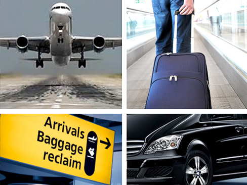 Pick up Fiumicino airport (FCO) & transfer to hotel