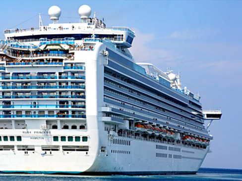 Pick up port of Civitavecchia & transfer to hotel