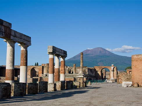 Pompeii Walking tour