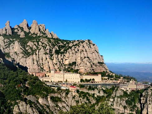 Tour of Monserrat Mountain & Monastery