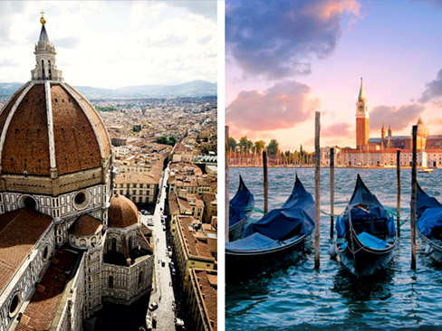 Transfer Florence to Venice