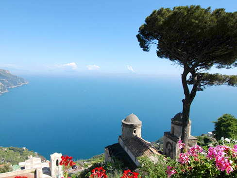 Transfer Rome to Amalfi or Ravello via Pompeii