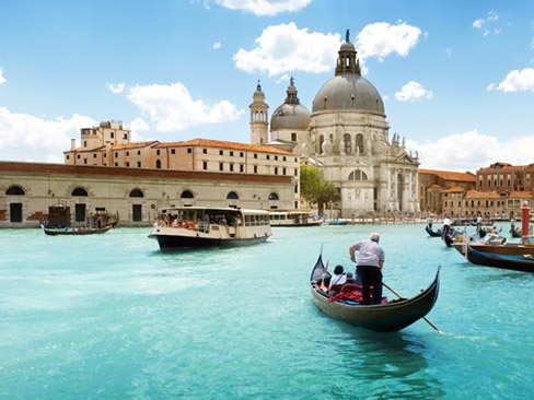 Transfer Florence to Venice via Ferrara